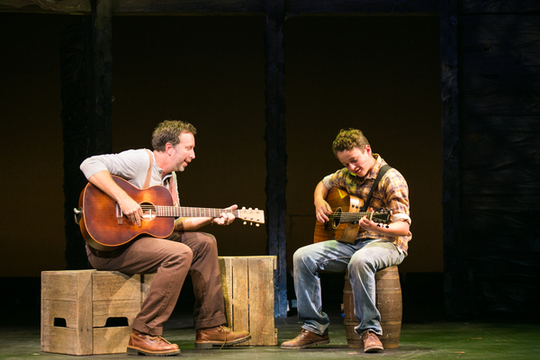 Photo Flash: PART OF THE PLAN Opens in Nashville