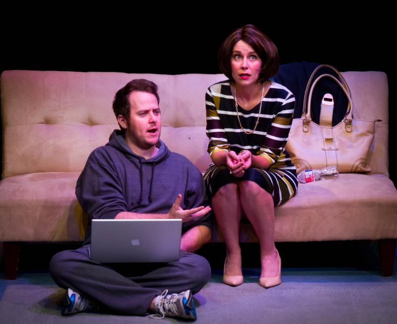 BWW Review: THIS RANDOM WORLD Soars at Austin Playhouse