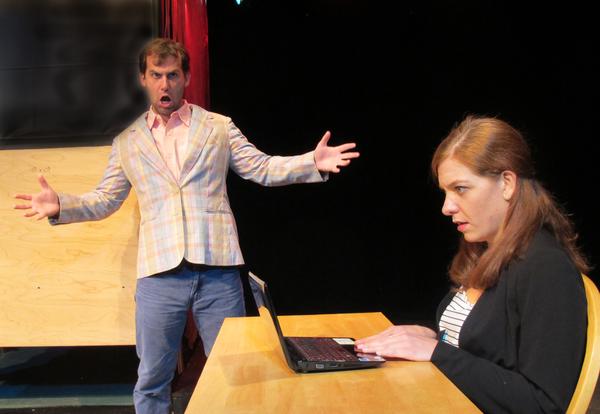 Photo Flash: HOW TO PRAY Makes New York Premiere at Bridge Street Theatre