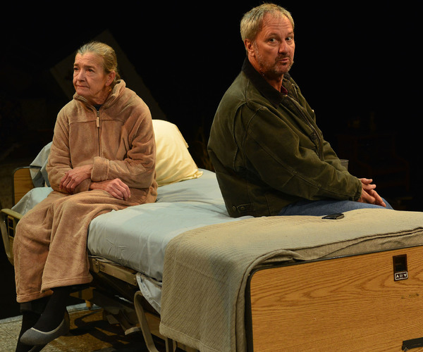 Photo Flash: FLIGHT OF THE MONARCH Makes World Premiere at Gloucester Stage Company