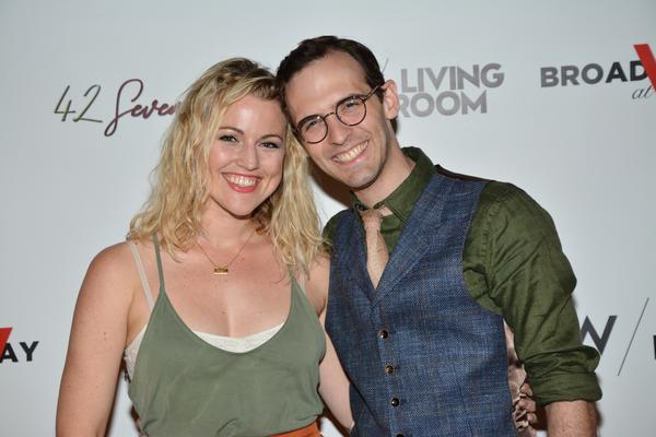 Rebecca Faulkenberry and Joseph Medeiros