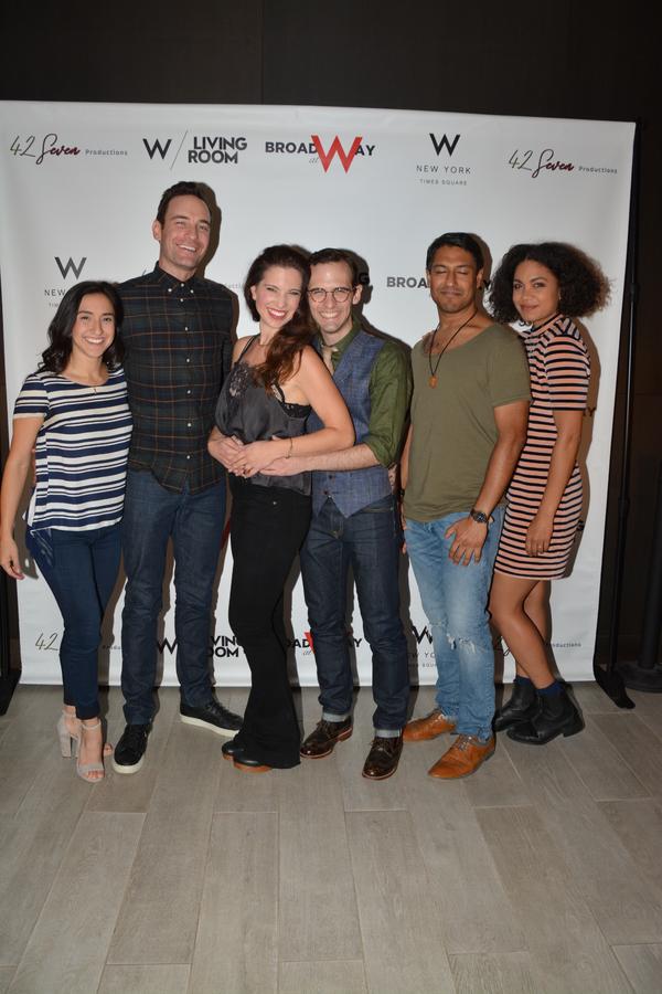 Camden Gonzales, Sean Montgomery, Jenna Rubaii, Joseph Medeiros, Vishal Vaidya and Ba Photo