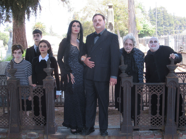 Photo Flash: Chanticleers Theater Goes Spooky with THE ADDAMS FAMILY