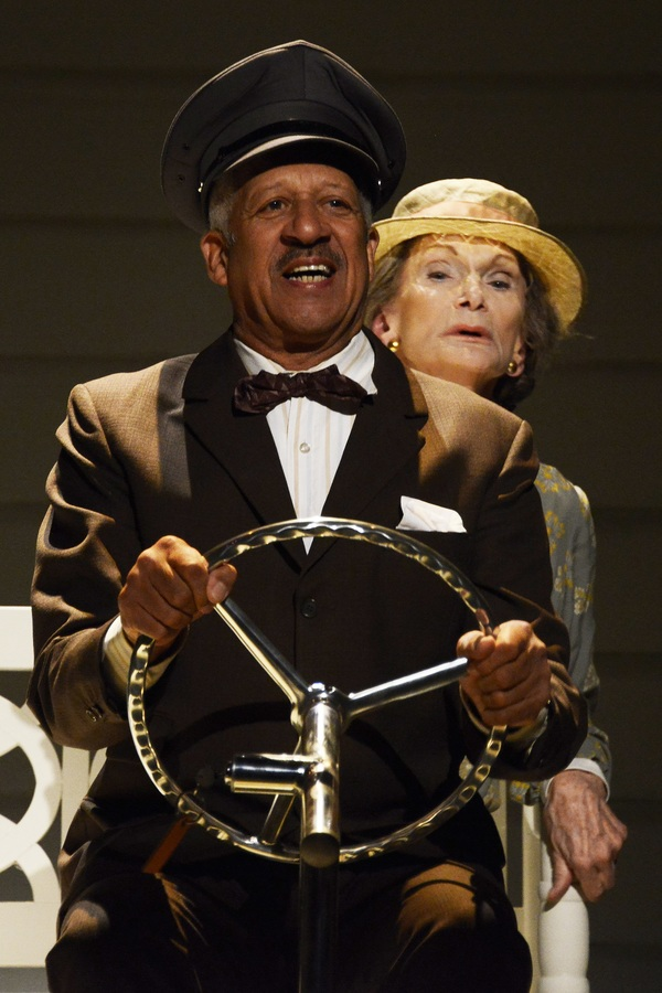 Derek Griffiths and Sian Phillips