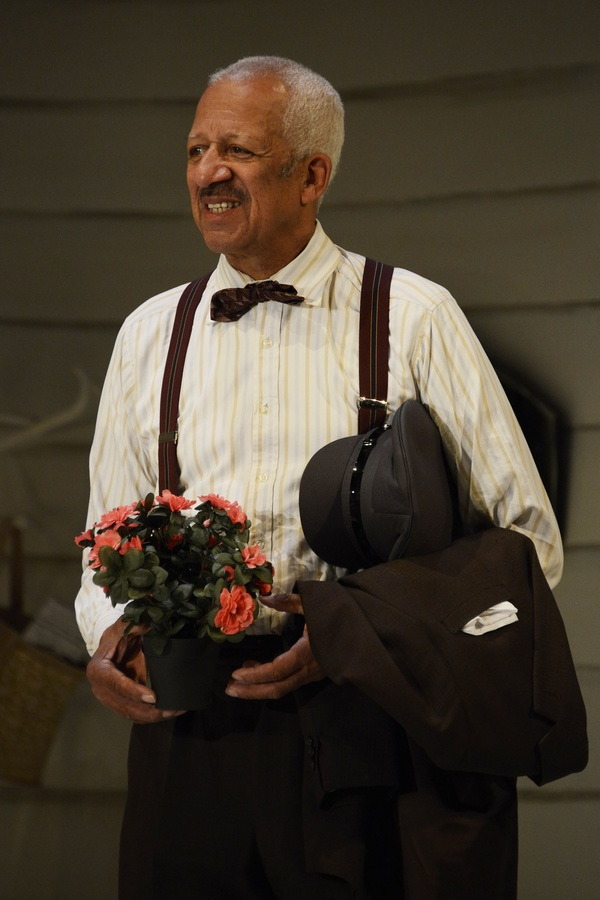 Photo Flash: First Look at Theatre Royal Bath's DRIVING MISS DAISY
