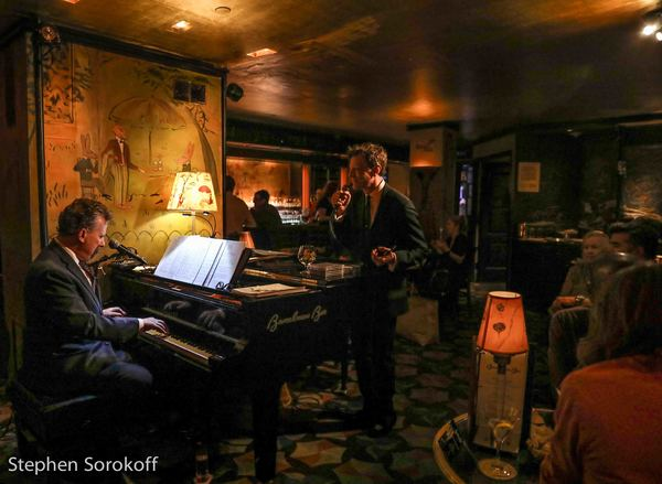 Photo Coverage: Sunday Night With Jim Caruso & Billy Stritch at Bemelmans Bar