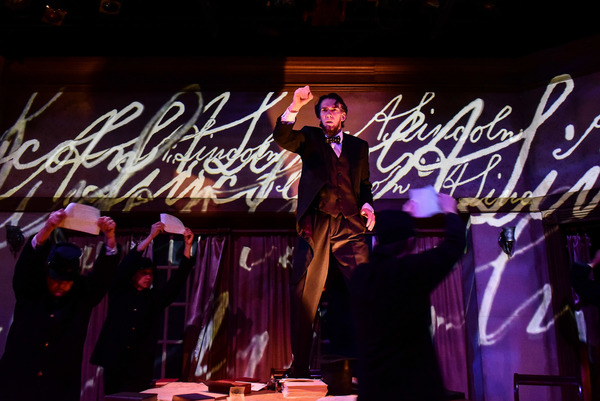 Photo Flash: THE HEAVENS ARE HUNG IN BLACK Makes Chicago Premiere