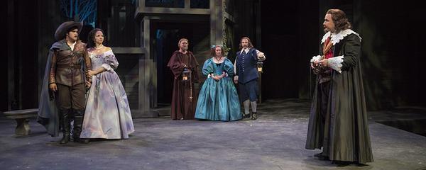 Photo Flash: CYRANO DE BERGERAC at American Players Theatre