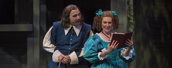 CYRANO DE BERGERAC at American Players Theatre