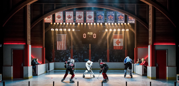 Photos: Body Check! First Look at Michael Friedman's New Hockey Musical THE ABOMINABLES at CTC