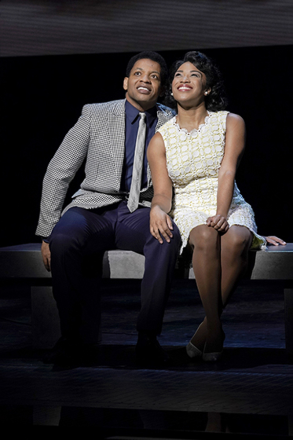 Photo Flash: Get A First Look at AIN'T TOO PROUD at Berkeley Repertory Theatre