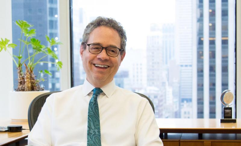 BWW Interview: Meet Broadway's Top Legal Eagle, Mark Sendroff