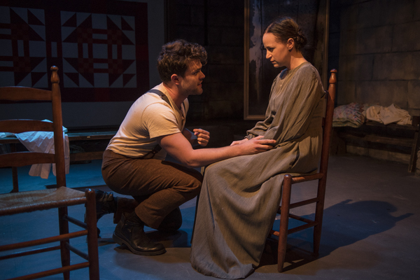 Photo Flash: First Look at Stage Adaptation of Margaret Atwood's ALIAS GRACE at Rivendell Theatre