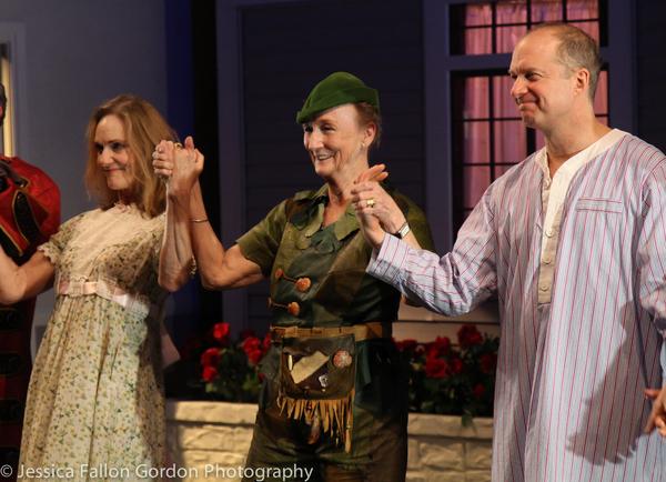 Lisa Emery, Kathleen Chalfant and Daniel Jenkins