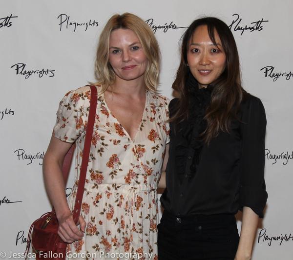 Jennifer Morrison and Sue Jean Kim