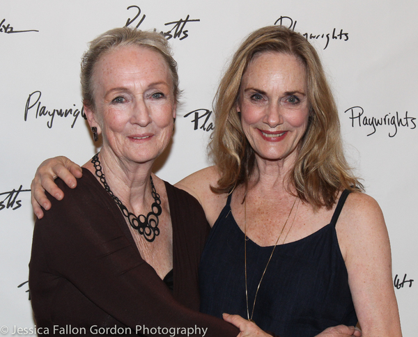 Kathleen Chalfant and Lisa Emery