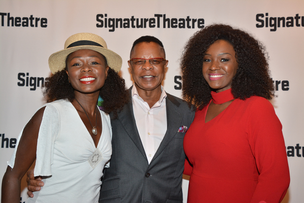 Zainab Jah, Stephen Byrd and Saycon Sengbloh