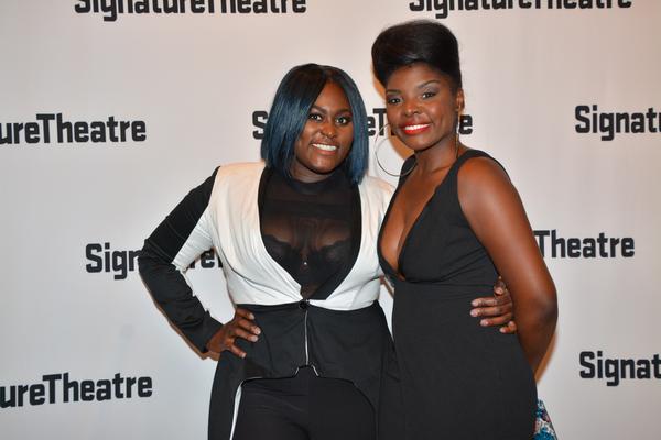 Danielle Brooks and Joaquina Kalukango