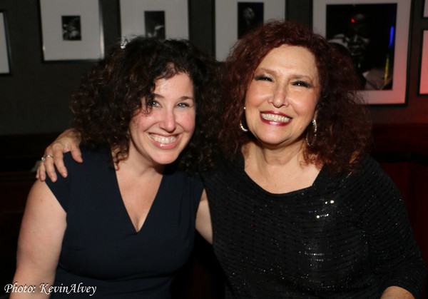 Marcy Heisler and Melissa Manchester