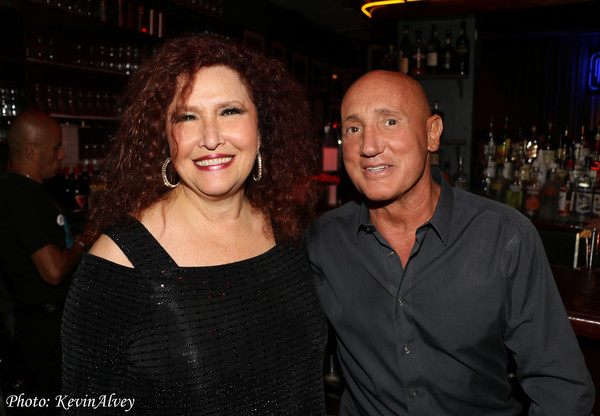 Melissa Manchester and Gianni Valenti
