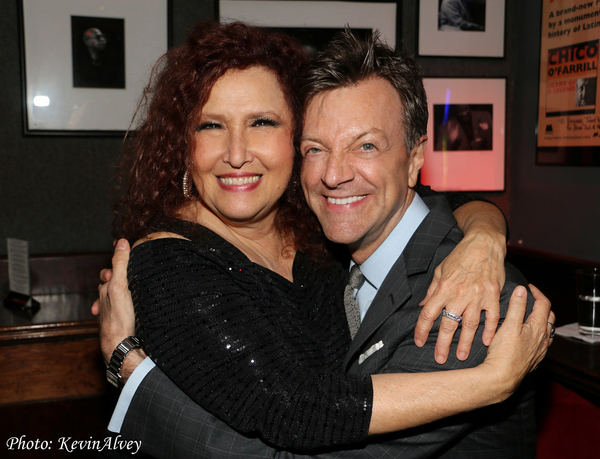 Melissa Manchester and Jim Caruso