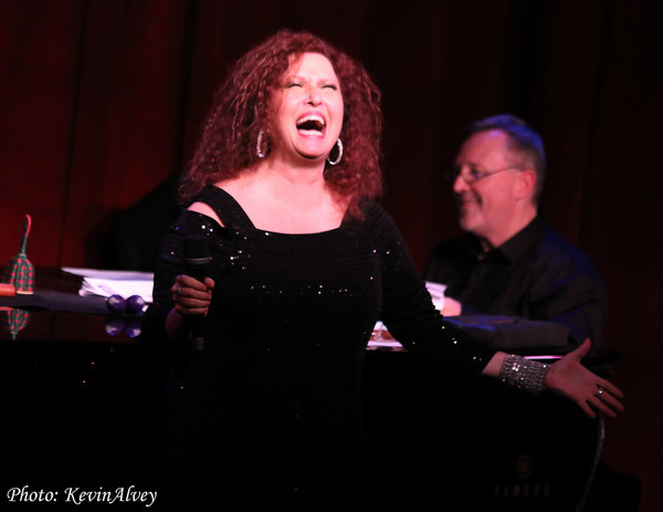 Photo Flash: BROADWAY AT BIRDLAND Series Welcomes Melissa Manchester