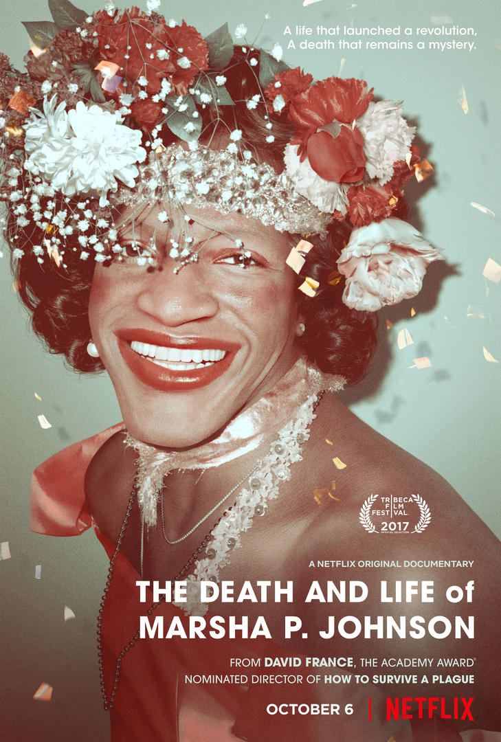 VIDEO: Netflix Debuts Trailer for THE DEATH AND LIFE OF MARSHA P. JOHNSON