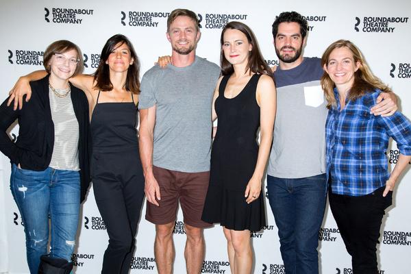 Anna Ziegler, Zoe Winters, Wilson Bethel, Natalia Payne, Alex Micklewicz, Gaye Taylor Photo