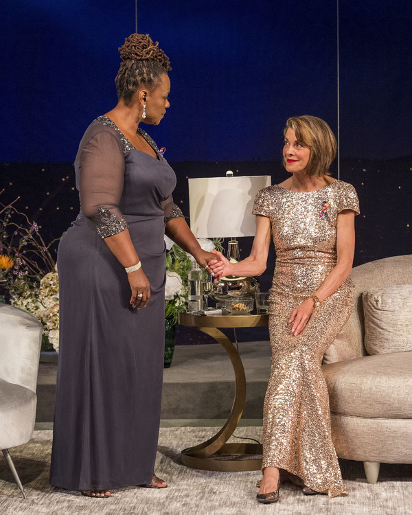 Photo Flash: First Look at Brian Hutchison, Wendie Malick and More in BIG NIGHT at the Douglas