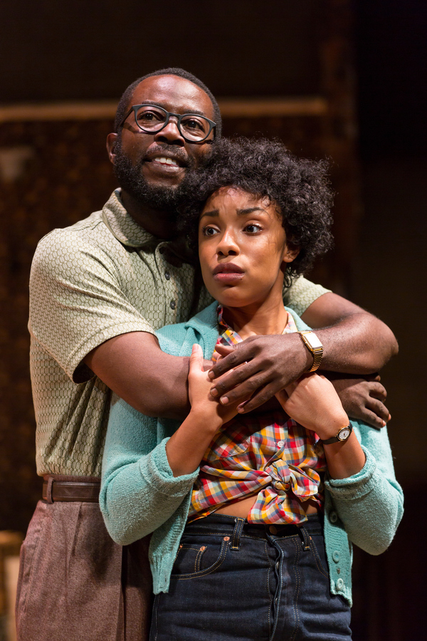 Photo Flash: A RAISIN IN THE SUN at Two River Theater