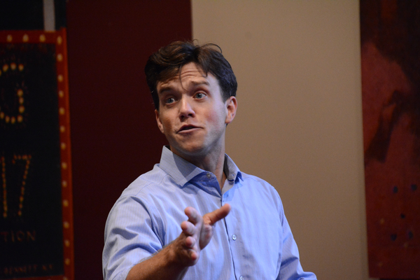 Photo Coverage: Meet the Cast of Howard Crabtree's WHEN PIGS FLY!
