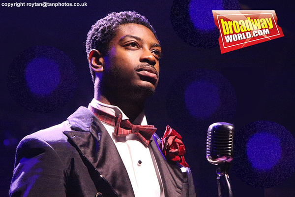 Photo Flash: FIVE GUYS NAMED MOE Swings into the Marble Arch Theatre
