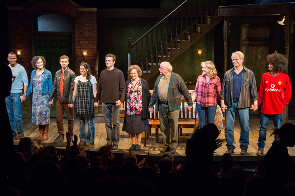 Photo Coverage: Atlantic Theater Company Celebrates Opening Night of ON THE SHORE OF THE WIDE WORLD