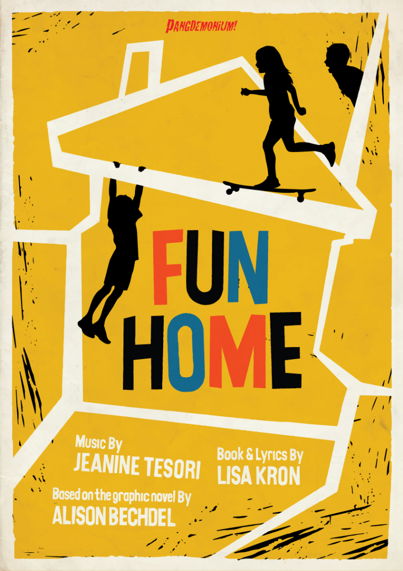 BWW Previews: Tony Award Winning Musical FUN HOME to be Performed for the First Time in Singapore by Pangdemonium!