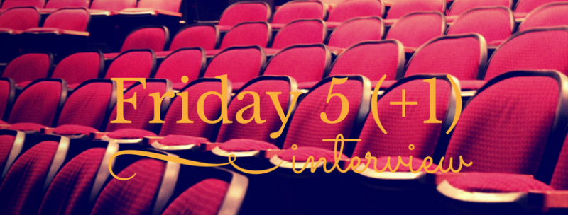 FRIDAY 5 (+1) on Wednesday: A BLUER SHADE OF GRAY's Maddi and Chris Keaton