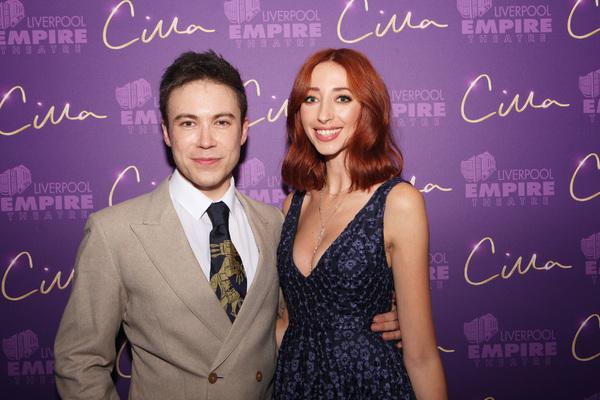 Carl Au and Kara Lily Hayworth