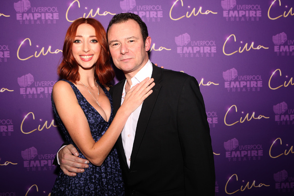 Photo Flash: First Look - CILLA THE MUSICAL Celebrates Opening Night in Liverpool