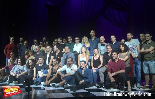PHOTO FLASH: Presentación del elenco de LA FAMILIA ADDAMS