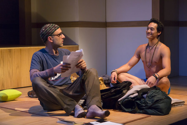Photo Flash: First Look at the SMALL MOUTH SOUNDS National Tour in San Francisco