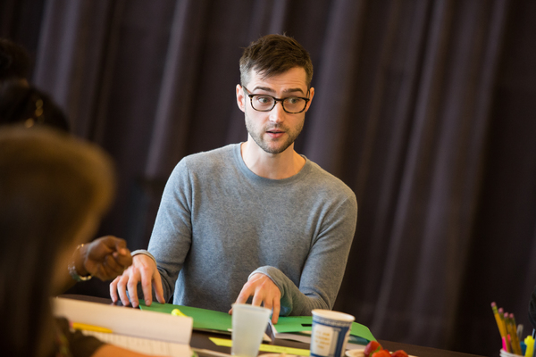 Photos: Inside Rehearsal with William Jackson Harper, Cristin Milioti and More for LCT3's AFTER THE BLAST