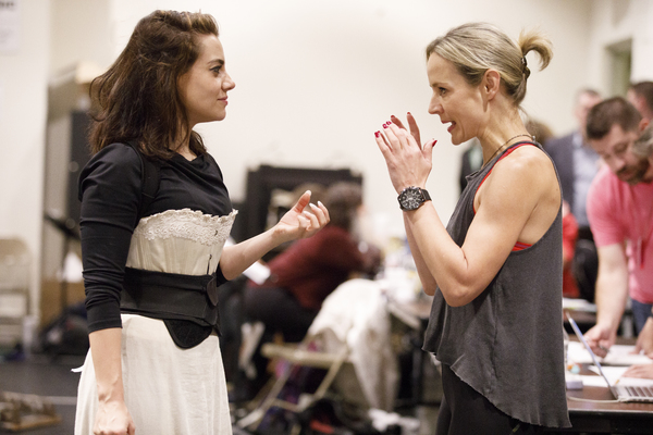 Photos: Inside Rehearsal with Gardar Thor Cortes, Meghan Picerno and More for LOVE NEVER DIES on Tour