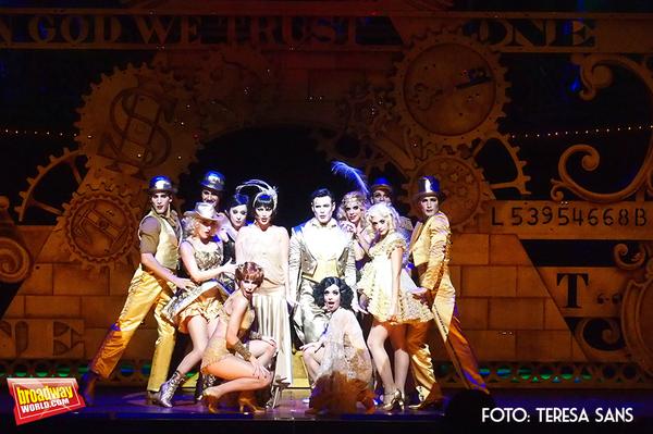 PHOTO FLASH: CABARET se presenta en el Teatre Victoria de Barcelona