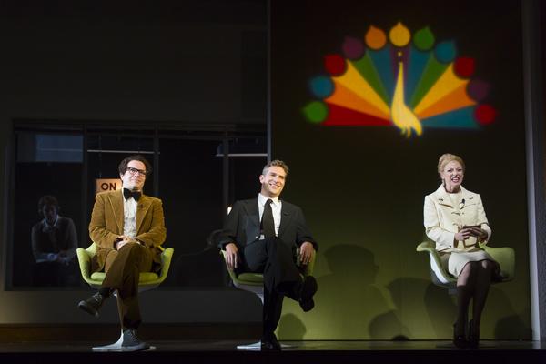 Damian Humbley, Mark Umbers, and Rebecca Gibel  Photo