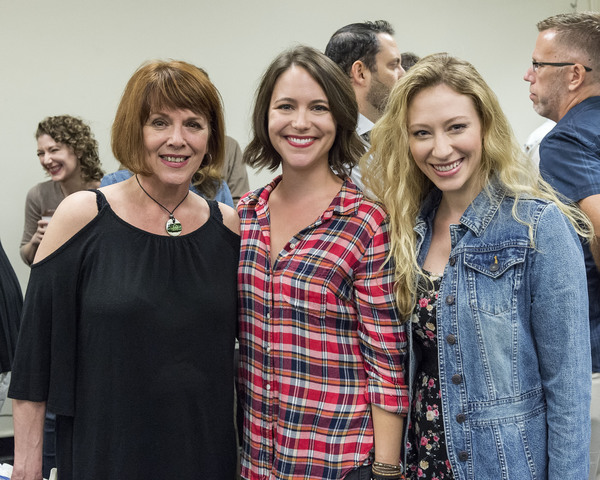 Allison Briner-Dardenne, Alessa Neeck and Kaitlyn Davidson