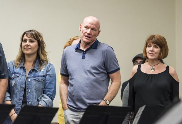 Robin De Lano, Stephen Lee Anderson and Allison Briner-Dardenne