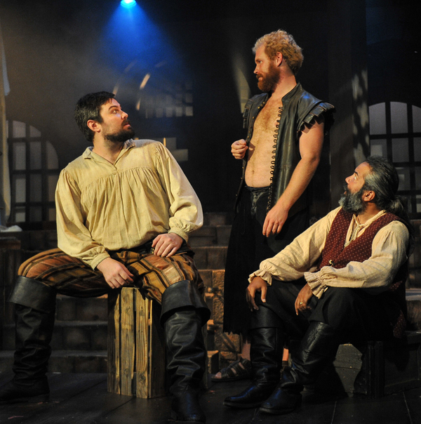 Photo Flash: Sierra Rep Dreams the Impossible Dream with THE MAN OF LAMANCHA