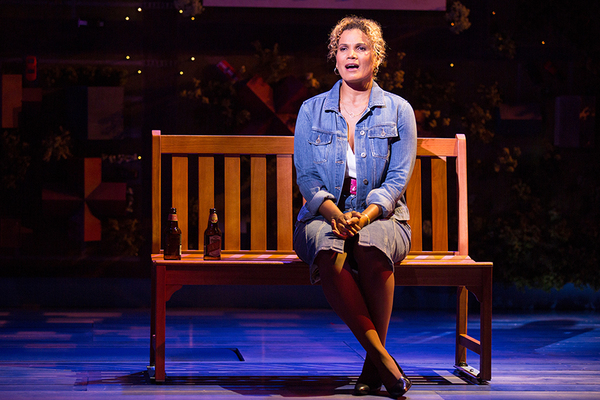 Photo Flash: First Look at BENNY AND JOON The Musical at The Old Globe