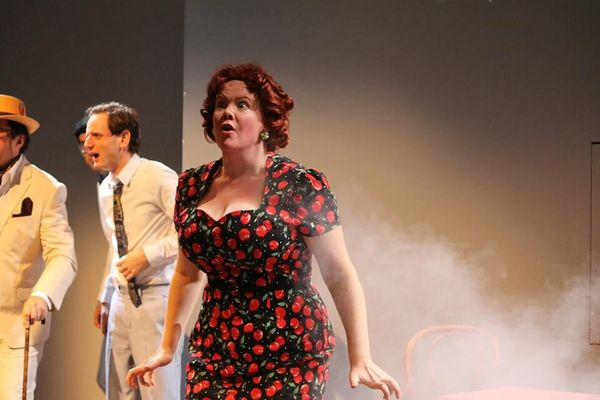 BWW Review: The One Note Play Deflates This RHINOCEROS