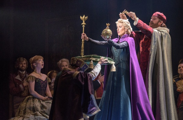 Photo Flash: Welcome to Arendelle! First Look at Broadway-Bound FROZEN in Denver!
