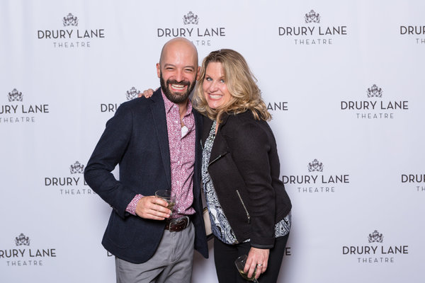 Chris Sargent and Roberta Duchak Photo
